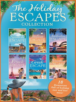 cover image of The Holiday Escapes Collection